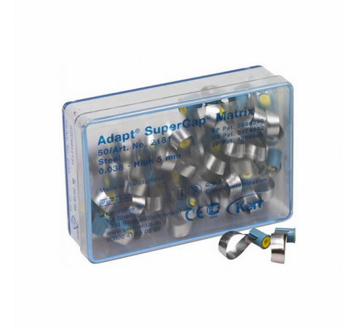 SuperCap Matrix метални матрици 0,030