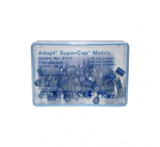 SuperCap Matrix целуоидни матрици 0,050