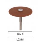 Полирна гума диамантена за керамика